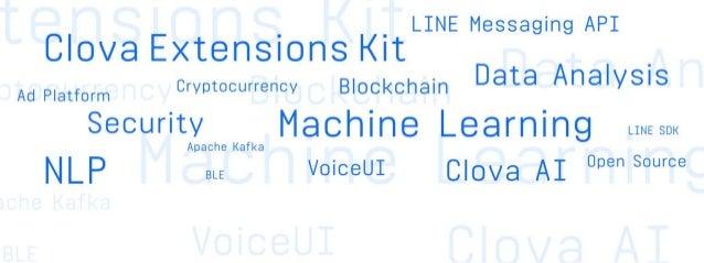 LINE DEVELOPER DAY 2018 Closing Session LINE's Ideal Developer Relations Slide 3