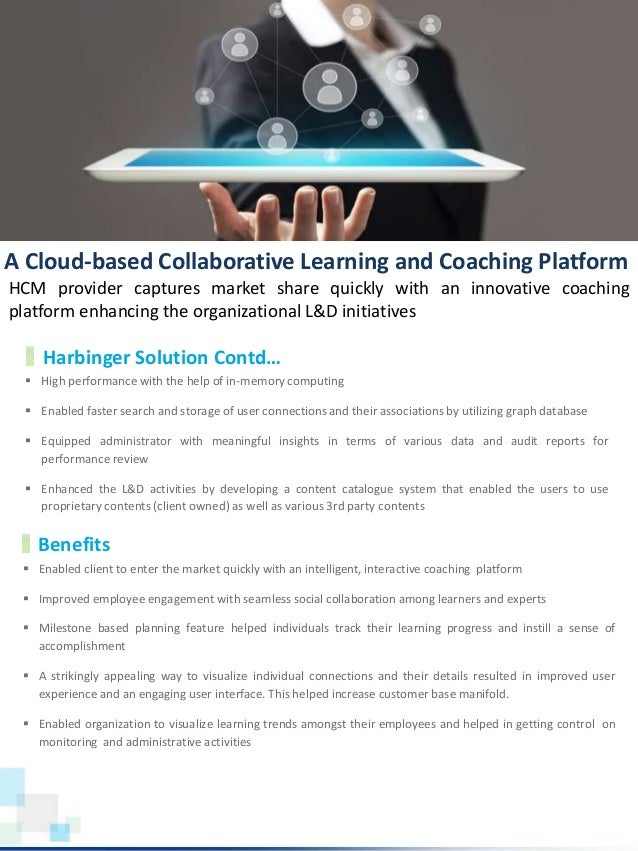 A Cloud-based Collaborative Learning and Coaching Platform Slide 2