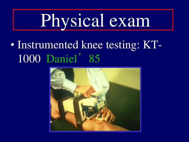 Clinical History<br />Low velocity<br />Deceleration<br />Non-contact<br />Mechanism<br />Valgus/ER<br />Hyperextension<br...
