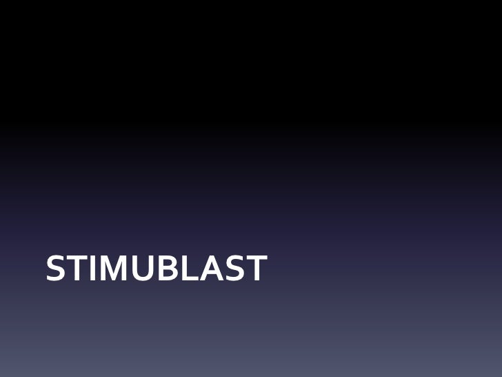 STIMUBLAST
