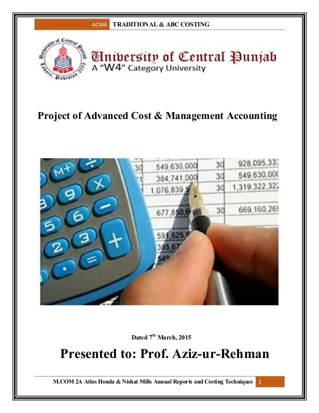 the role of the management accountant accounting essay Video: the role of cost accounting in management accounting can be generally defined as 'showing where the money came from and where it went' the sat essay.