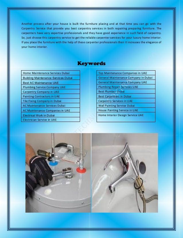 Ac maintenance services dubai
