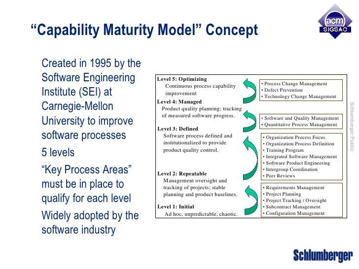 Security Maturity Assessment