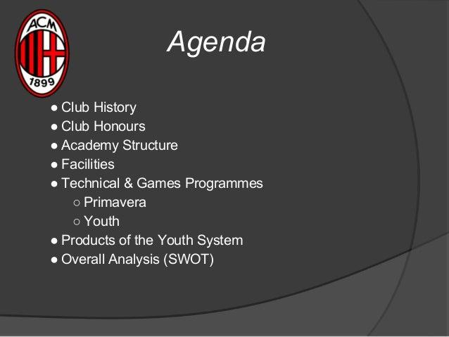 AC Milan Methodology Slide 2