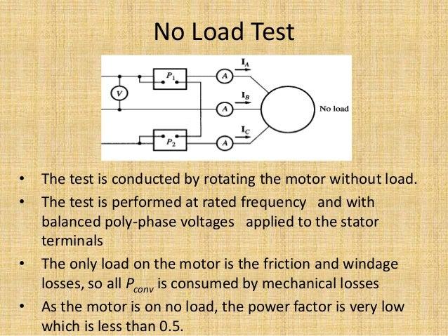 No load blocked rotor test equivalent circuit phasor diagram on load phasor diagram of induction motor 13 swarovskicordoba Images