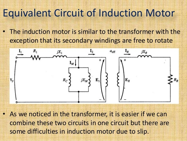No load blocked rotor test equivalent circuit phasor diagram yogesh sir 3 equivalent circuit of induction motor swarovskicordoba