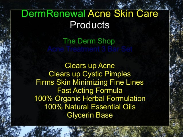Active Clear Natural Acne Treatment