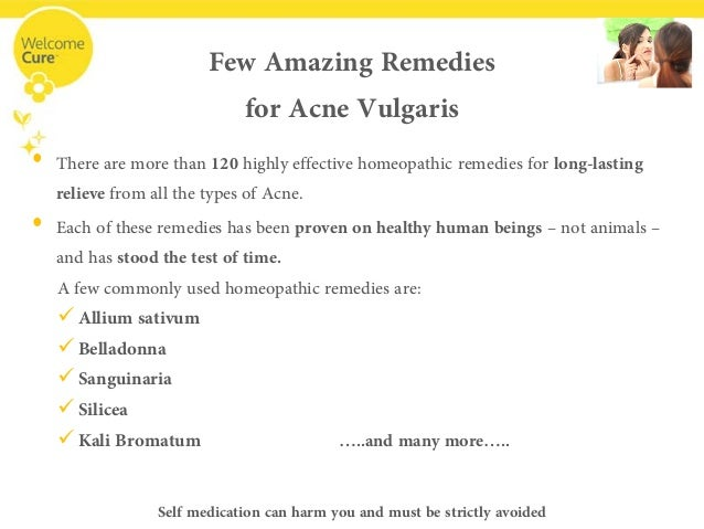 More Than 120 Homeopaths Trying To Cure >> What Is Acne Vulgaris And A Glimpse Into Homeopathic Treatment For Ac
