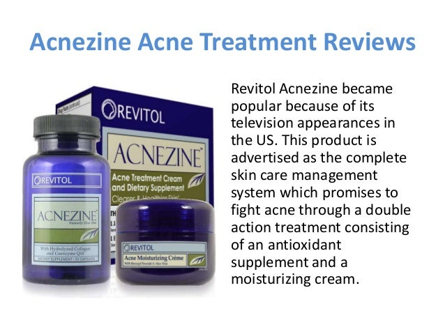 Acnezine Acne Treatment Reviews