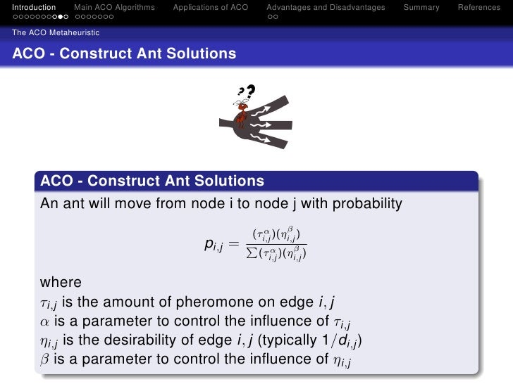 ant colony optimization research papers In this paper, an efficient and intelligent ant colony optimization(imvpaco)  algorithm is proposed to improve the global solving ability and convergence  speed.