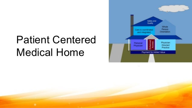 Patient CenteredMedical Home