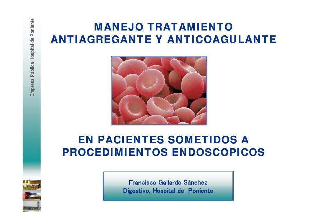 resa Pública Hospital de Poniente                                             MANEJO TRATAMIENTO                          ...