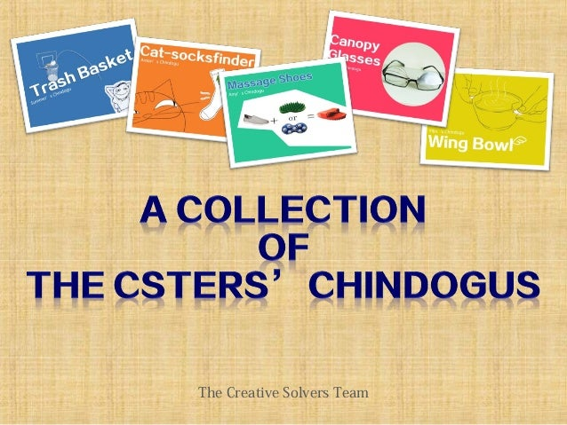 The Creative Solvers Team