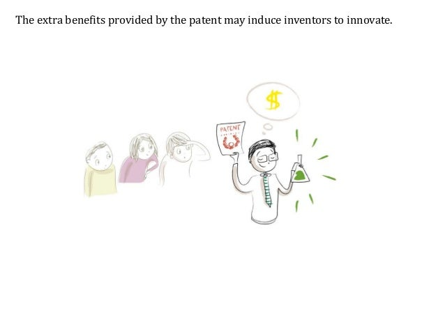 In short, IP serves mainly to incentivize innovators… …by making sure that they will be able to get financial rewards from...