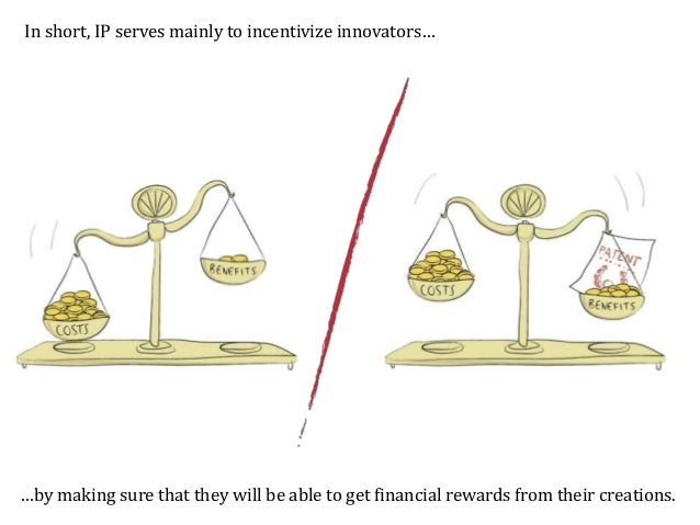 Patent protection is particularly useful for costly-to-invent but cheap-to-imitate ideas. A typical example is the pharmac...