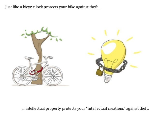 Patents… … are used to protect inventions.