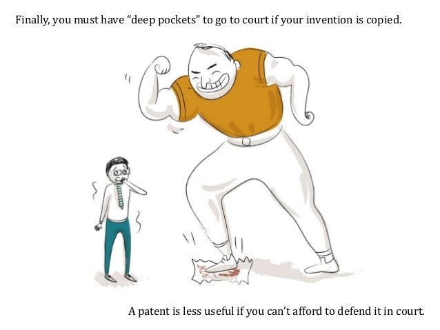 Oh, and don't forget to pay renewal fees regularly to maintain your patent in force… … for a period of maximum 20 years.