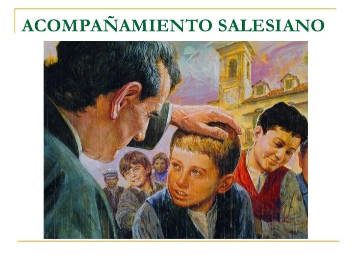 Acompañamiento Salesiano
