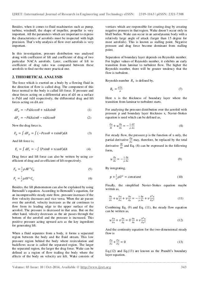 A comparative flow analysis of naca 6409 and naca 4412 aerofoil Slide 2