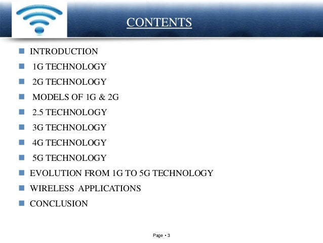 essay on wireless technology Bluetooth is a wireless technology standard for exchanging data over short distances (using short-wavelength uhf radio waves in the ism band from 24 to 2485 ghz) from fixed and mobile devices, and building personal area networks (pans) invented by telecom vendor ericsson in 1994, it was originally conceived as a wireless alternative to rs.