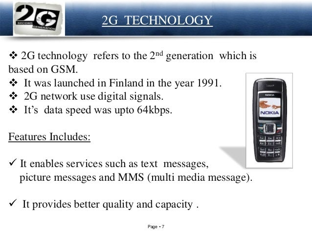 Wireless technologies and services essay