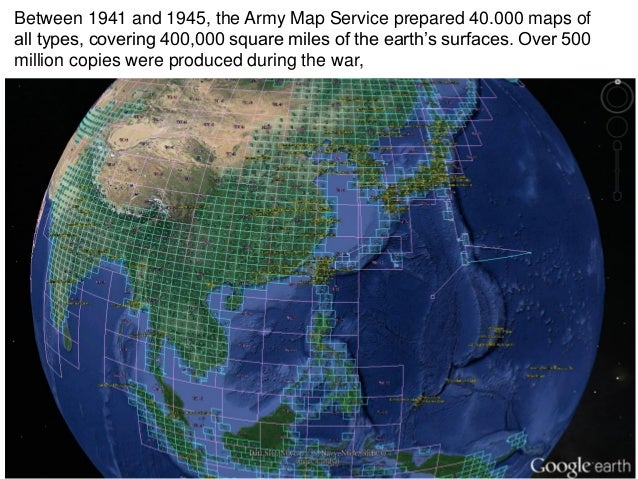 A comparative study of the 1 50,000 topographic mapping between the U…