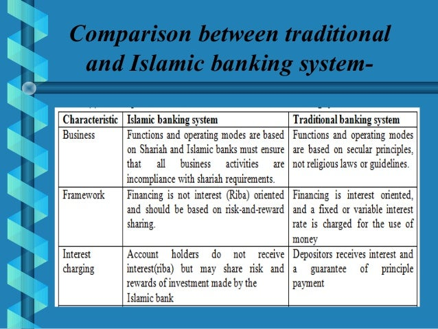 difference between islamic banking and commercial banking in bangladesh Commercial banks of bangladesh  difference between fund flow statement & cash flow statement difference between fund flow  islamic banking (30) key difference (5.