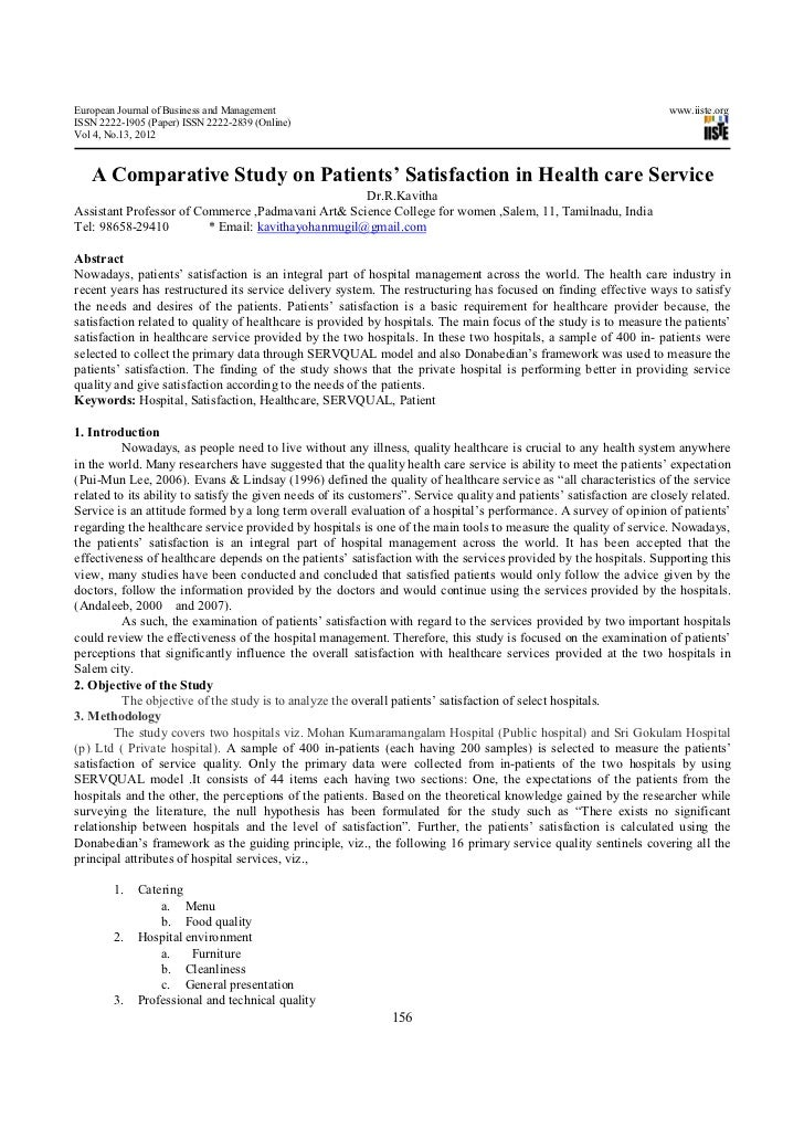 European Journal of Business and Management                                                                            www...