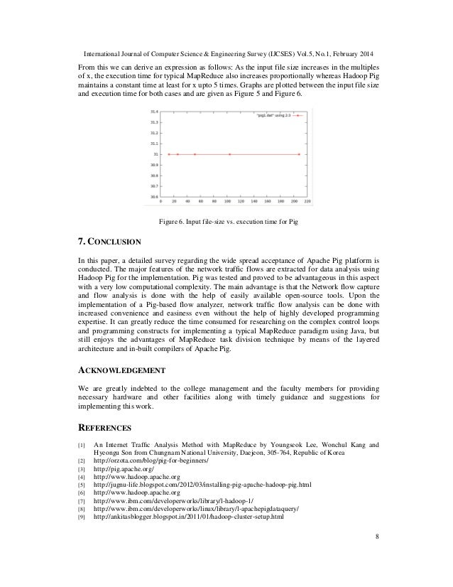 International Journal of Computer Science & Engineering Survey (IJCSES) Vol.5, No.1, February 2014 8 From this we can deri...