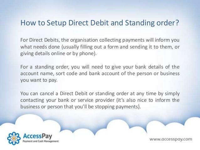 how to cancel direct debit commonwealth bank