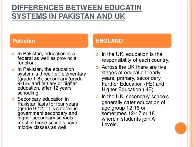 british education system history