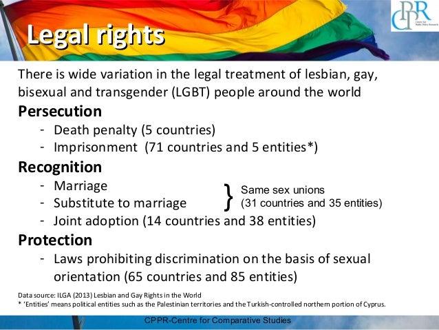 Decriminalize homosexuality statistics