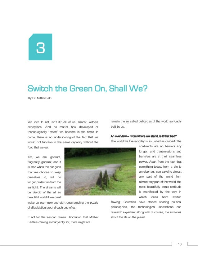 A Compendium Of Essays 2013 Green Clean Guide