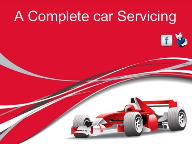 A Complete car Servicing