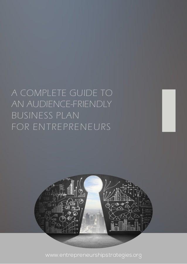 Entrepreneurship for Small Business