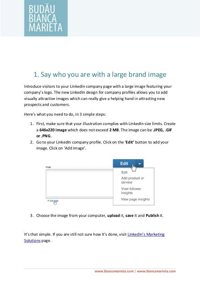 how to add company to linkedin