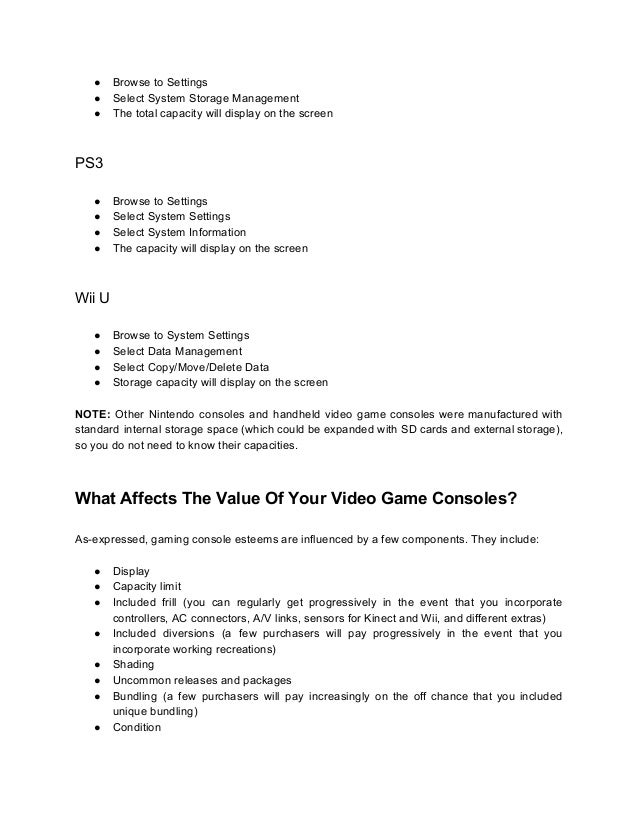A Complete Guide Where to Sell Your Video Game Console