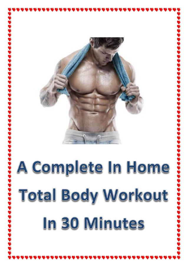 A Complete In Home Total Body Workout 30 Minutes 2