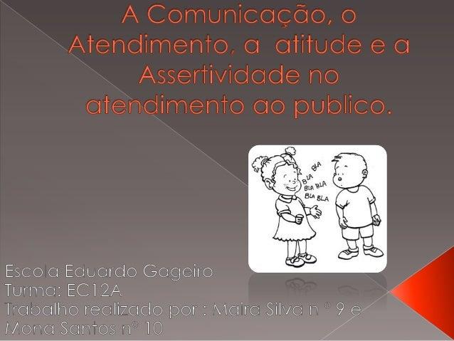 A comunicação humana é um processo que envolve a troca de informações, e utiliza os sistemas simbólicos como suporte para ...