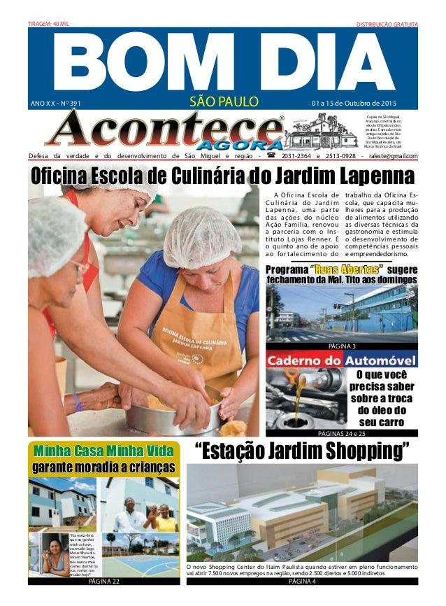 páginas 24 e 25 O que você precisa saber sobre a troca do óleo do seu carro SÃO PAULO ® Defesa da verdade e do desenvolvim...