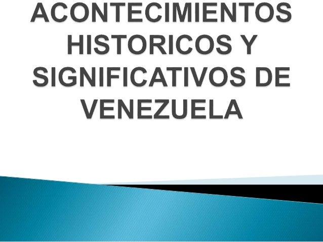 Análisis de las causas del proceso bolivariano El Pacto de Punto Fijo, la derrota de las tesis insurreccionales de los año...