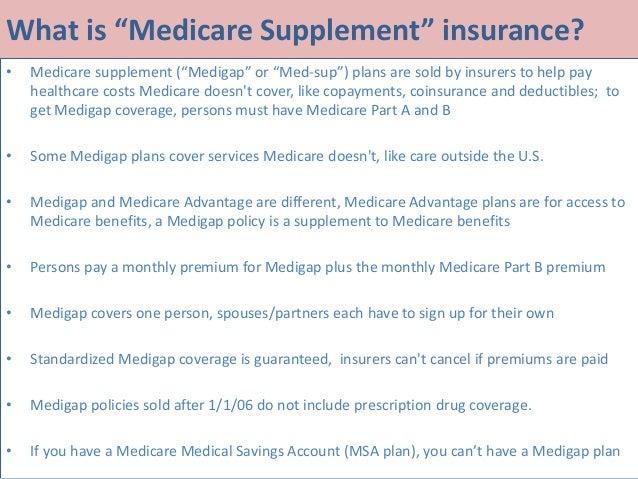 A Conversation Medicare Part A, B, C and D - An Easy Understanding - …