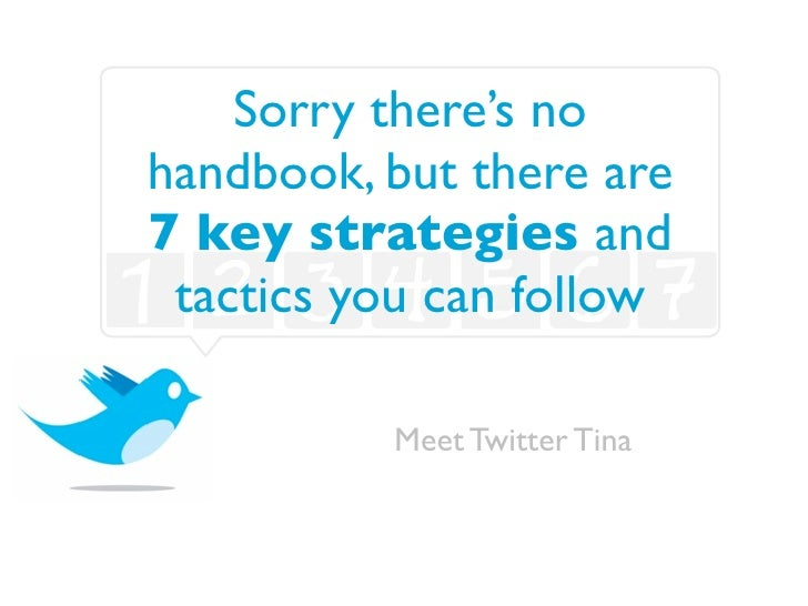 Part Four - A Conversation About Twitter Slide 3
