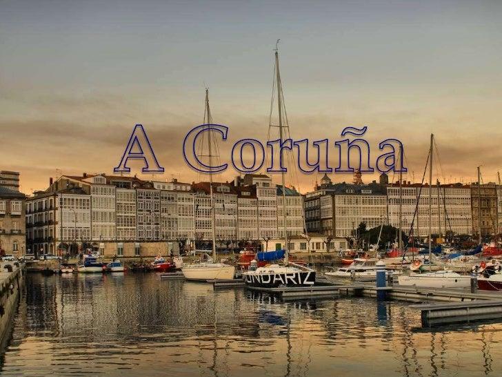 A Coruña<br />
