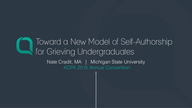 Nate Cradit, MA | Michigan State University