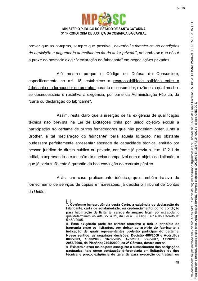 acp improbidade administrativa câmara de vereadores de florianópoli\u2026