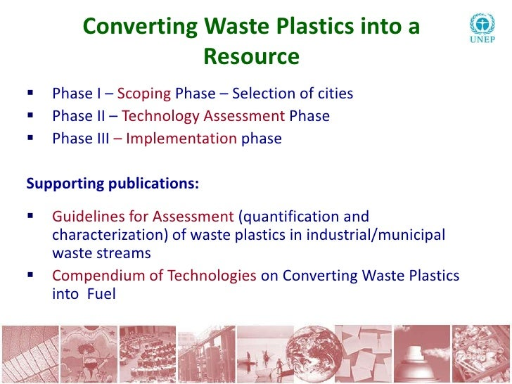 Waste Plastics into Fuel Oil?