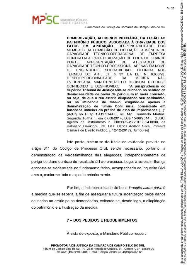 pedido em sede liminar1183 Artigo 128 Do Codigo Penal #11