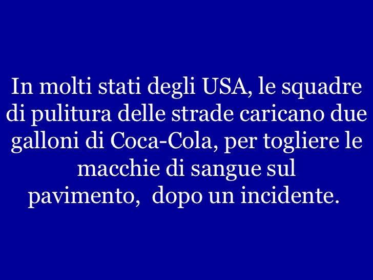Acqua Coca Cola