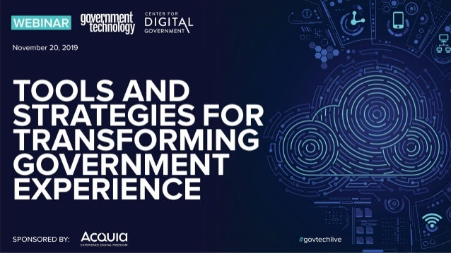 1.Big Picture Trends 2.Industry Perspectives - Fireside Chat 3.Government Perspectives - Fireside Chat 4.Ask Us Anything L...